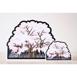 Usuzumi-zakura Cherry Tree (Gifu)