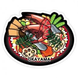 岡山ばら寿司(岡山県)