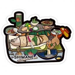 Shinjiko Shicchin, les 7 délices (Shimane)