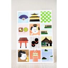 【Postcard】Kyôto 03