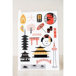 【Carte】Kyôto 01