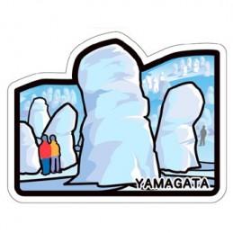 (Yamagata) Snow Monster
