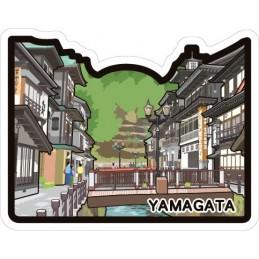 (Yamagata) Ginzan Onsen