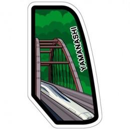 (Yamanashi) Train à sustentation magnétique