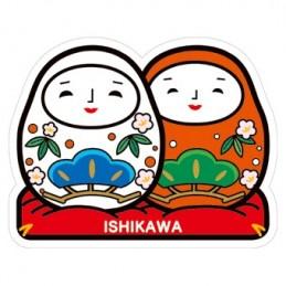 (Ishikawa) Okiagari Doll