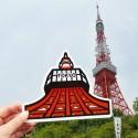 Tour de Tôkyô (Tôkyô)