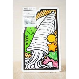 Calamar de Yobiko (Saga)