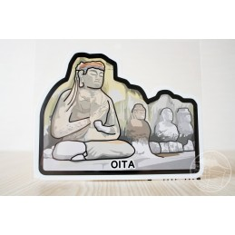 Bouddhas de pierre d'Usuki (Oita)