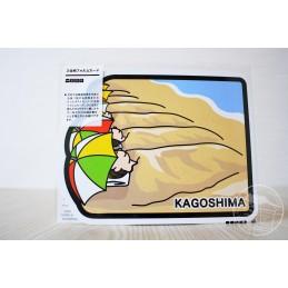 Bain de sable (Kagoshima)