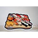 Edo-mae zushi - sushi (Tôkyô)