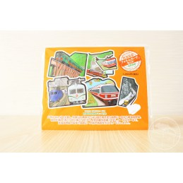 Travel in Japan: 2nd Edition Set A