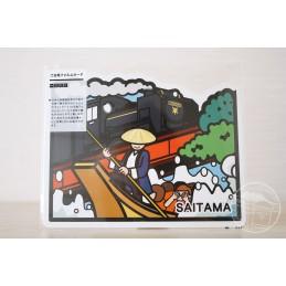 Locomotive à vapeur et Nagatoro (Saitama)