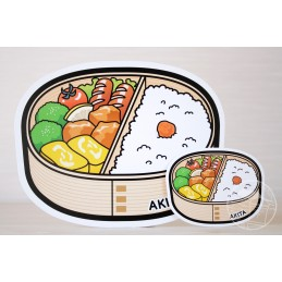 Odate mage-wappa Bento Box (Akita)