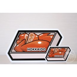 Ikameshi (calmar et riz) (Hokkaidô)