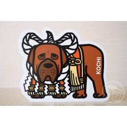 土佐闘犬 (高知県)