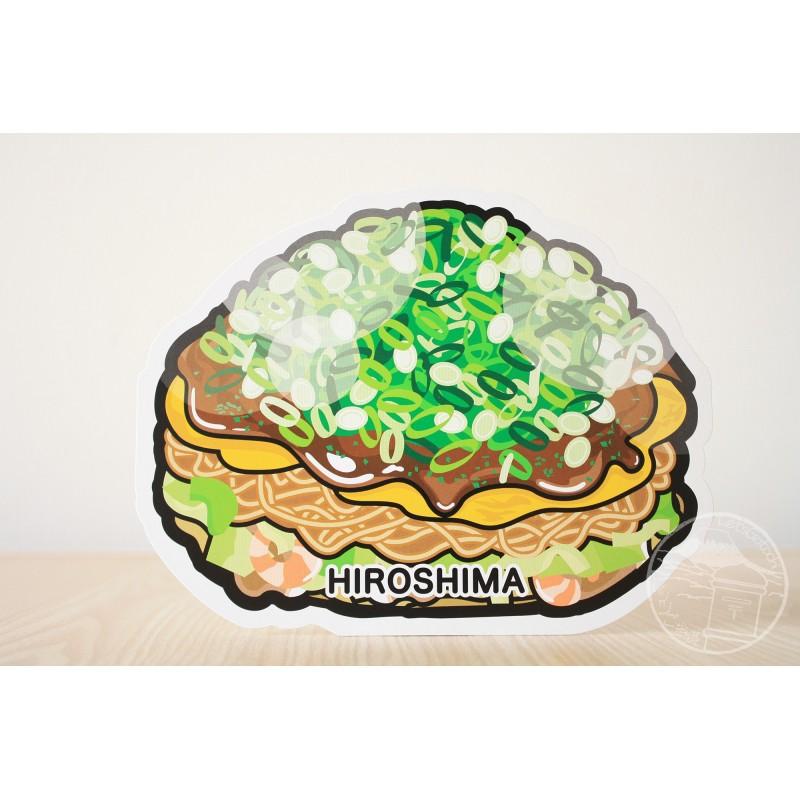 Okonomiyaki (Hiroshima)