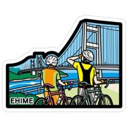 Pont du détroit de Kurushima (Ehime)
