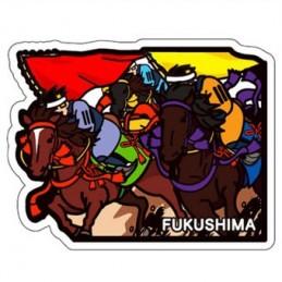 Festival des Troupes de Samurai (Fukushima)