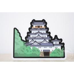 「日本の城」 第一弾