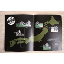 Châteaux du Japon : Première édition