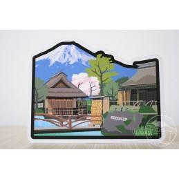 Fuji-san : Sacred Place and Source of Artistic Inspiration