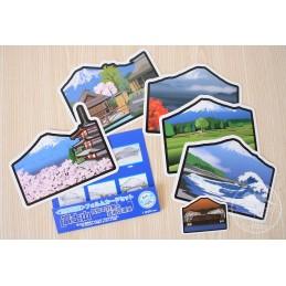 「富士山」 信仰の対象と芸術の源泉