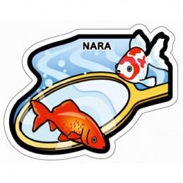 Goldfish scooping (Nara)