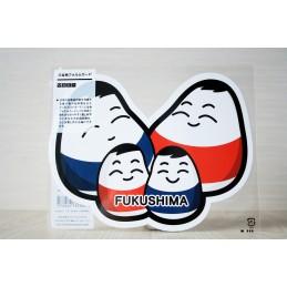Okiagari-koboshi Doll (Fukushima)