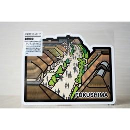 Station de poste Ōuchi-juku (Fukushima)