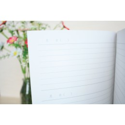 Cahier journal intime