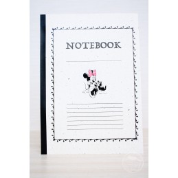Cahier Minnie Mouse
