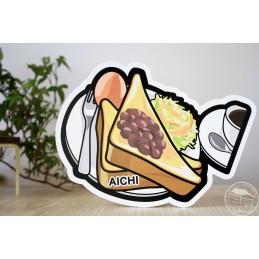 """""""Morning"""" Breakfast in Cafés (Aichi)"""