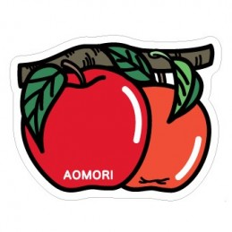(Aomori) La pomme