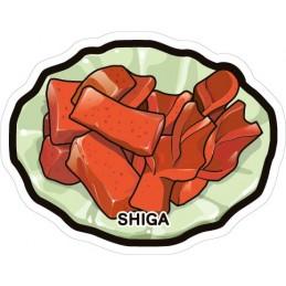 Konjac rouge (Shiga)