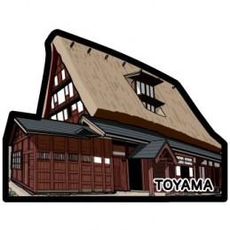 Gokayama (Famille Iwase)...