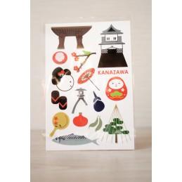 【Postcard】Kanazawa