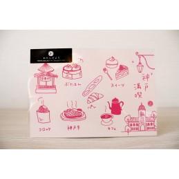 【Watashi da yori】Café de Kobe