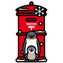 【Winter】Penguin family (2020)
