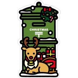 Christmas: reindeer (2021)