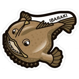 (Ibaraki) Lophiidae
