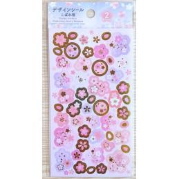 【Stickers x2】Sakura