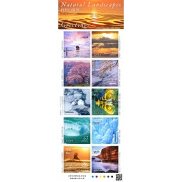 【Stamps】Natural Landscapes...