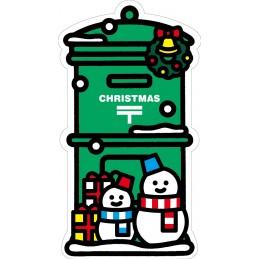 【Christmas】Snowman Family...