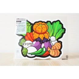 Légumes de Kyôto (Kyôto)