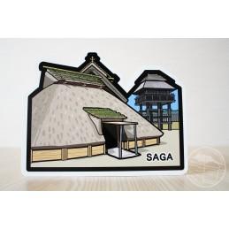 Yoshinogari archaeological site (Saga)