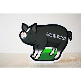 かごしま黒豚 (鹿児島県)