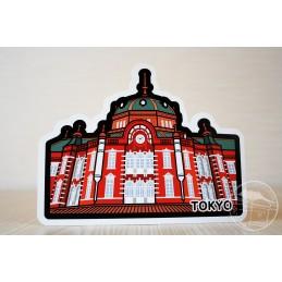 Gare de Tôkyô - Marunouchi (Tôkyô)