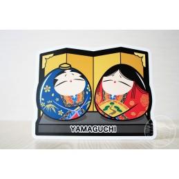 Laque Ôuchi et poupées Ôuchi (Yamaguchi)